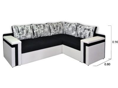 Угловой диван Бони