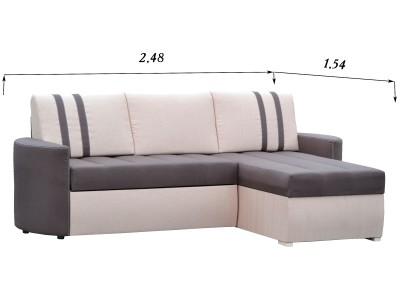 Угловой диван Вольт