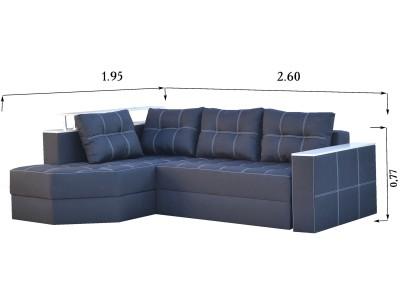 Угловой диван Матео